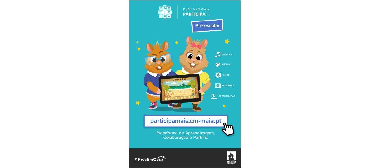 Plataforma PARTICIPA+