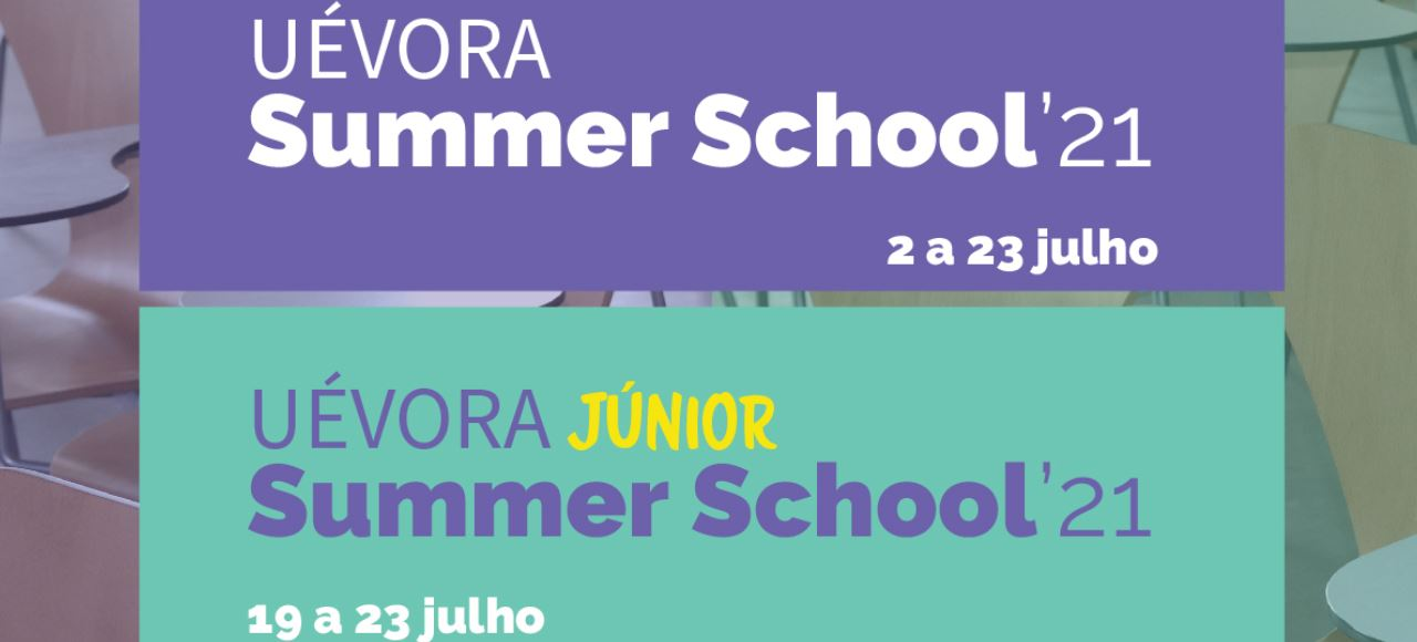 Summer School 2021 na Universidade de Évora