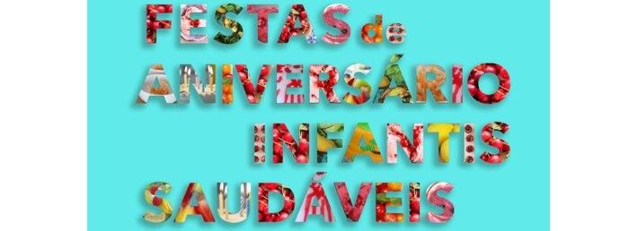 """Workshop """"Festas de aniversário infantis saudáveis"""""""
