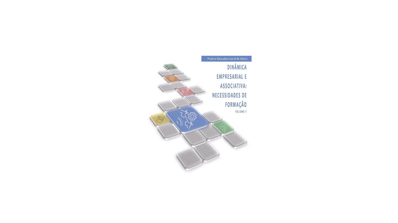 Volume V - Dinâmica Empresarial e Associativa: necessidades de formação