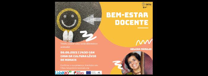 Bem-Estar Docente - com Helena Marujo