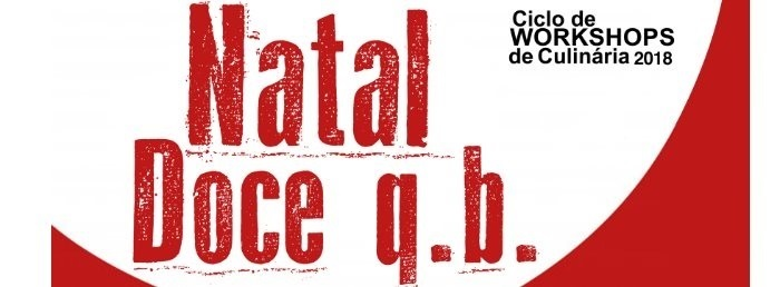 "Workshop ""Natal Doce q.b."""