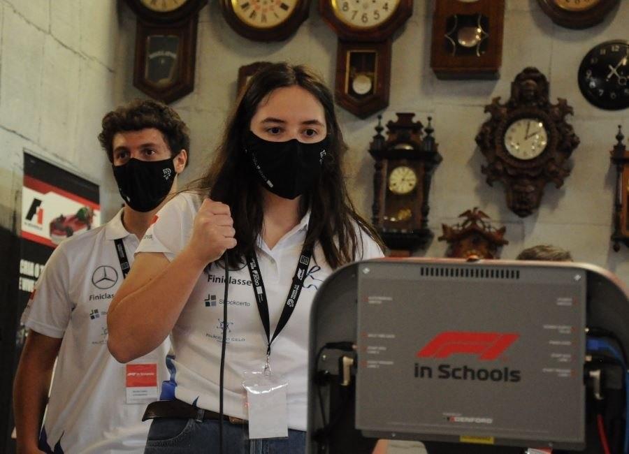 Finais Regionais F1 in Schools