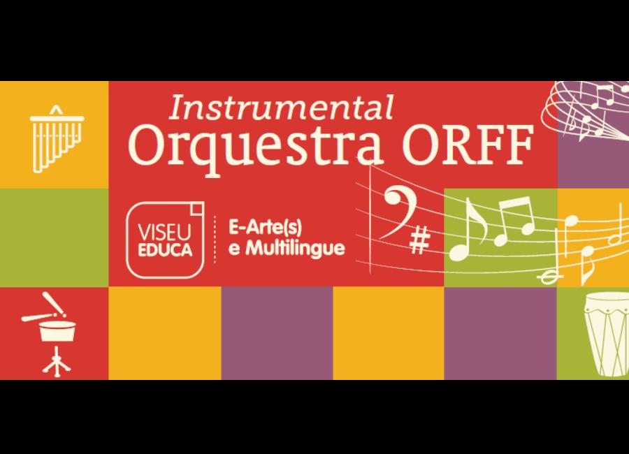 Estão abertas as inscrições na Orquestra ORFF Viseu Educa
