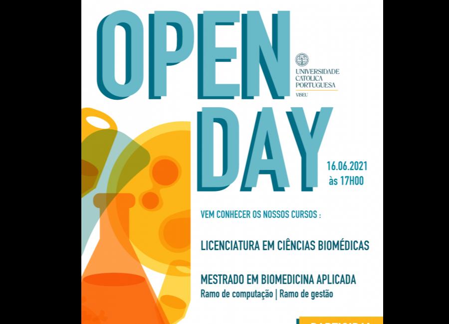 Open Day   Biomedicina@Católica