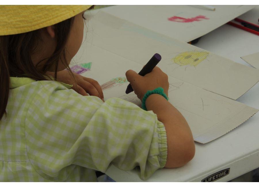 Artes e natureza de mãos dadas em mais uma edição do EDUCARTE, na Quinta da Cruz