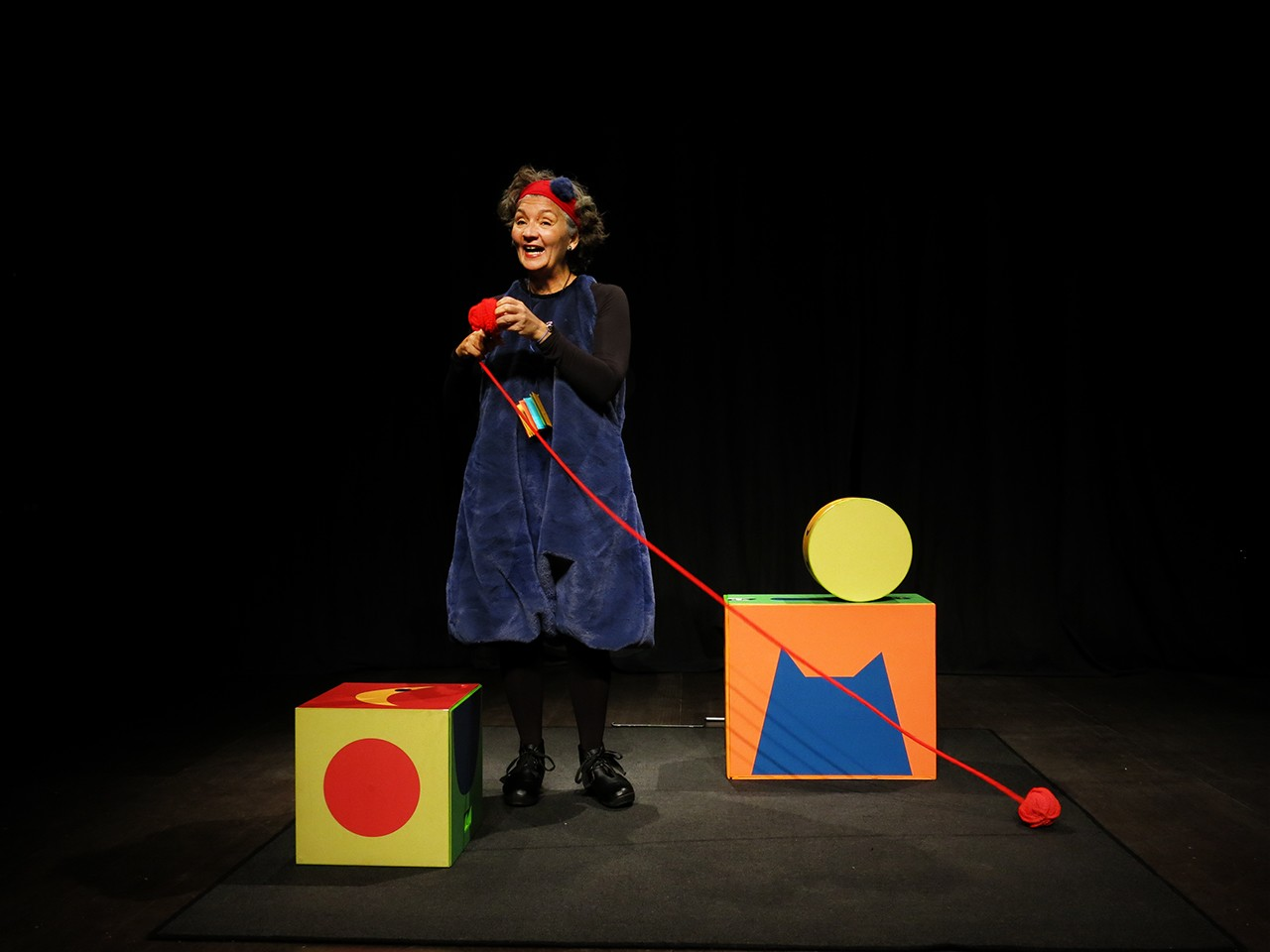 Ciclo de teatro infantil de regresso à Biblioteca Municipal