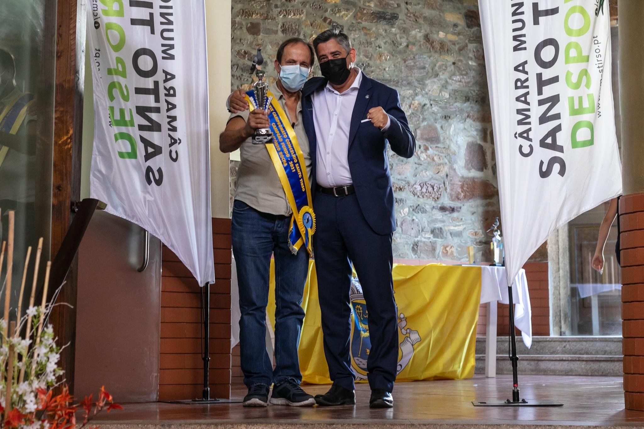 Campeões concelhios de columbofilia receberam prémios da 29ª edição