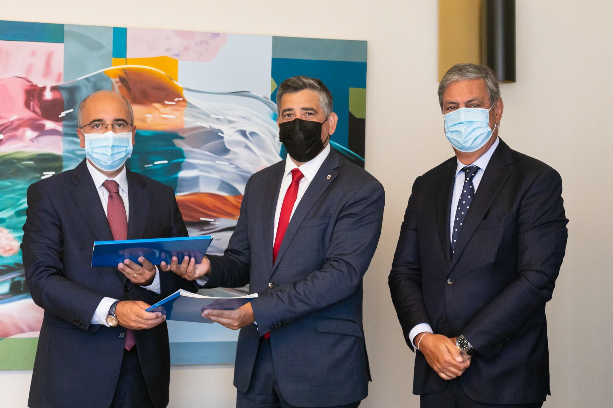Município e AEP assinam protocolo para apoio à internacionalização das empresas de Santo Tirso