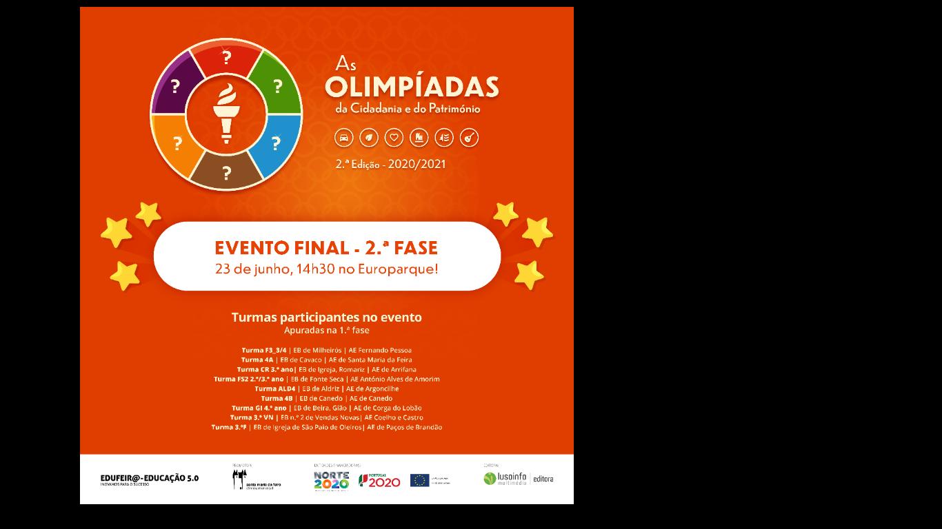 Olimpíadas da cidadania e património