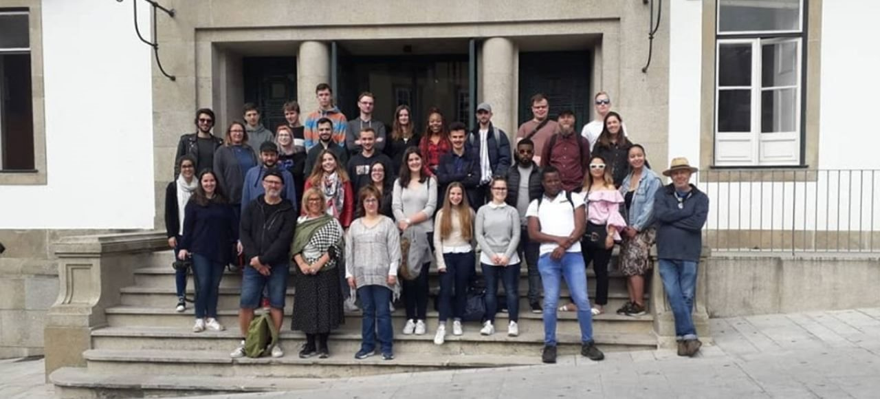 Intercâmbio Erasmus+