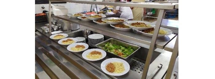 Almoços Escolares