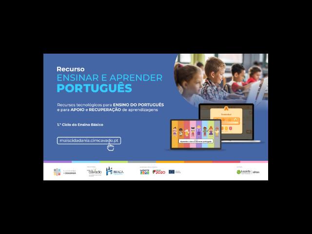 Ensinar e Aprender Português