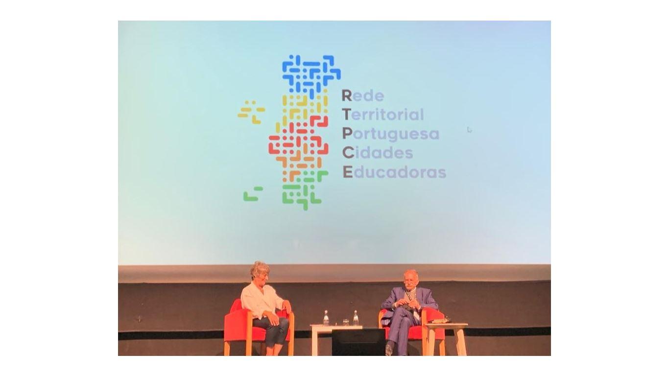 Encontro da RTCE em Torres Vedras   Brincar na Cidade Educadora