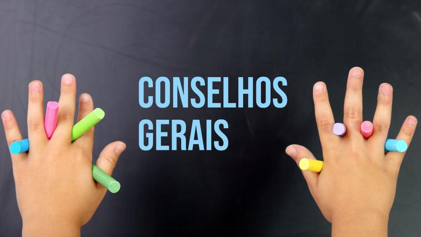 Conselhos Gerais